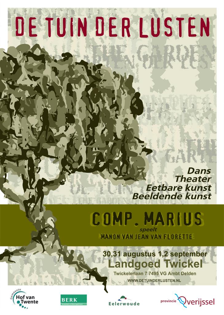 Poster de Tuin der Lusten 2007