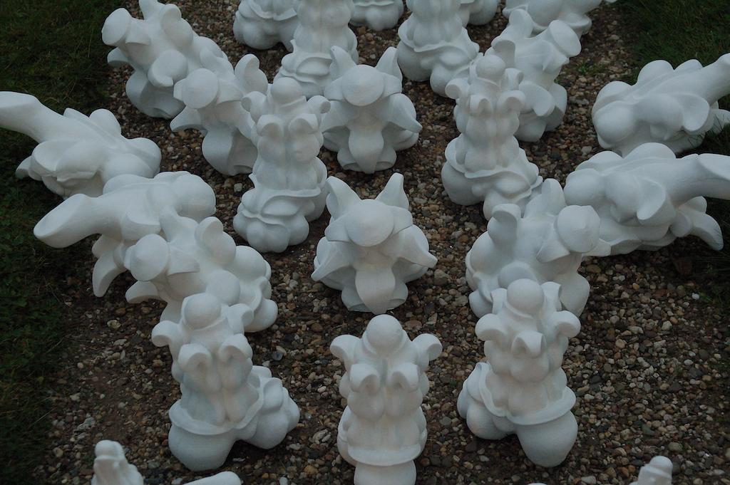 De Tuin der Lusten 2009 den Berg